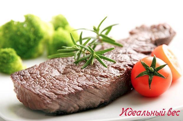 еда при белковой диете