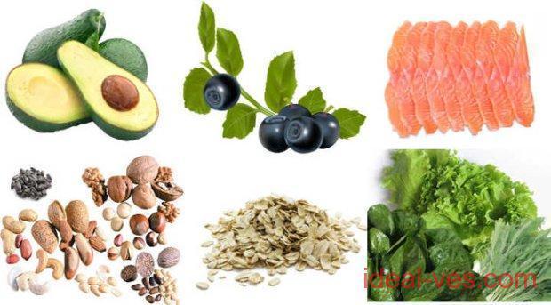 Топ-6 полезных продуктов для мозга