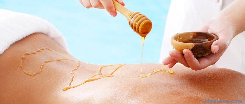 Медовый антицеллюлитный массаж для похудения