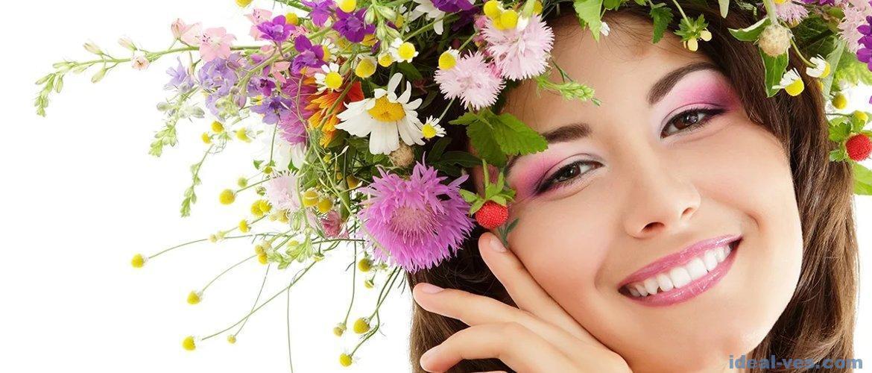 Уход за кожей весной: проверенные, натуральные средства