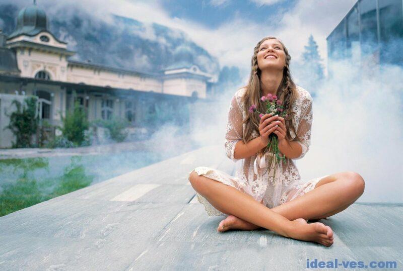 Радость от переполнения женской энергией