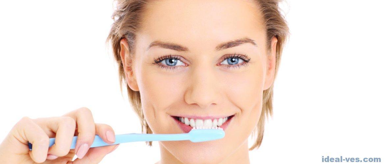 Как правильно чистить зубы и гигиена полости рта