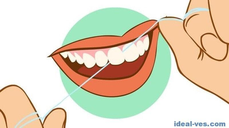 Зачем нужна зубная нить