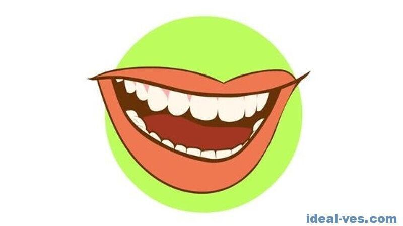 Время чистки зубов