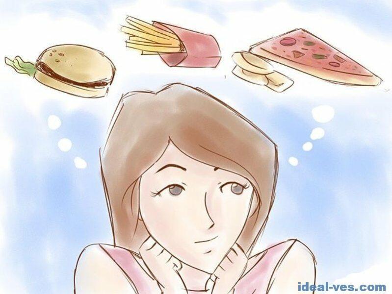 Сбалансированное питание и сброс веса