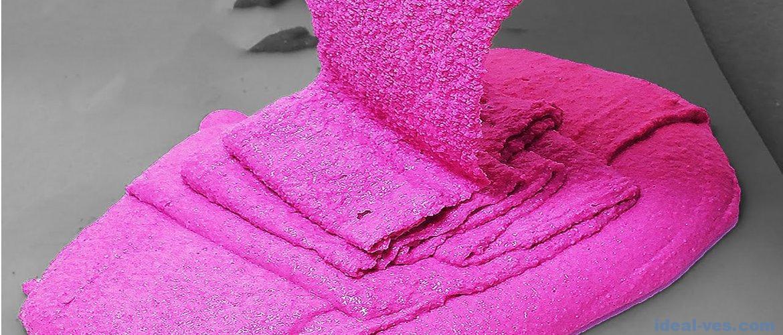 Как сделать слайм из кинетического песка