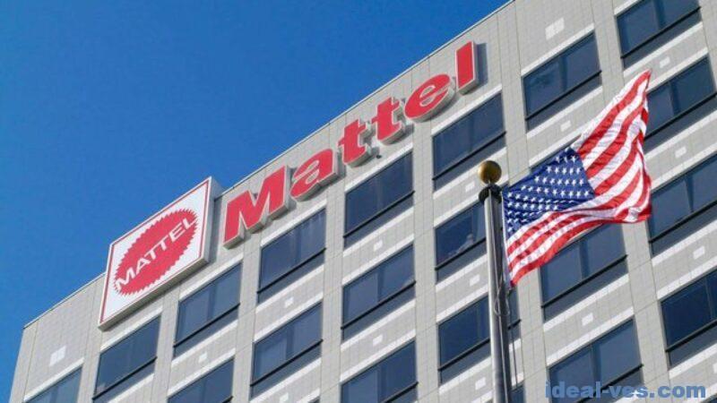 Офис Mattel - где придумали слайм