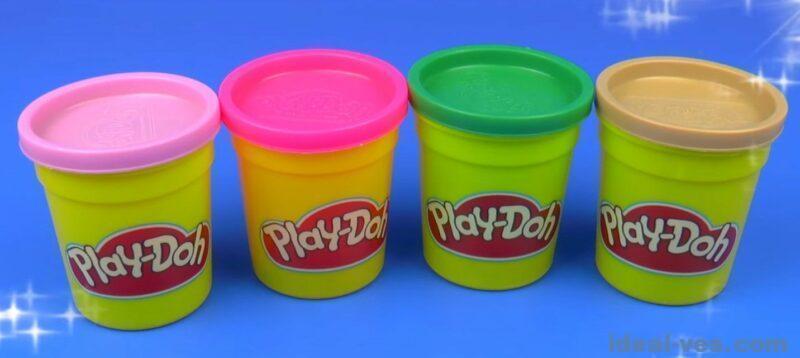 Пластилин Play Doh