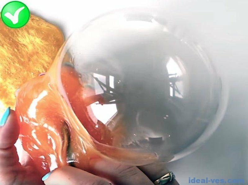 Пузыри оригинального ниндзя слайма