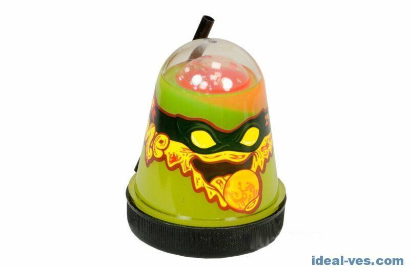 Slime Ninja. 2 в 1: жёлтый и красный