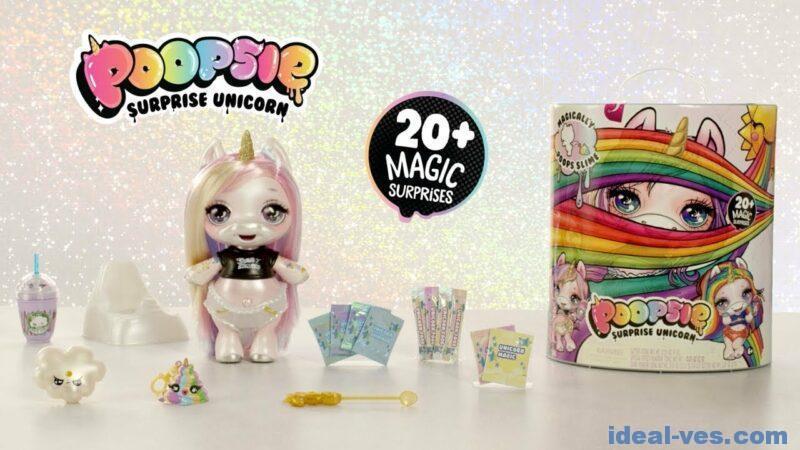 Минусы Poopsie Unicorn