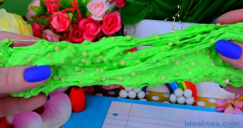 Добавляем цветные шарики