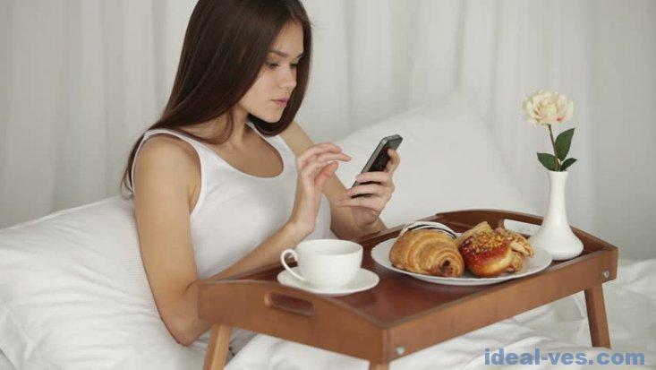 Кушайте без смартфона